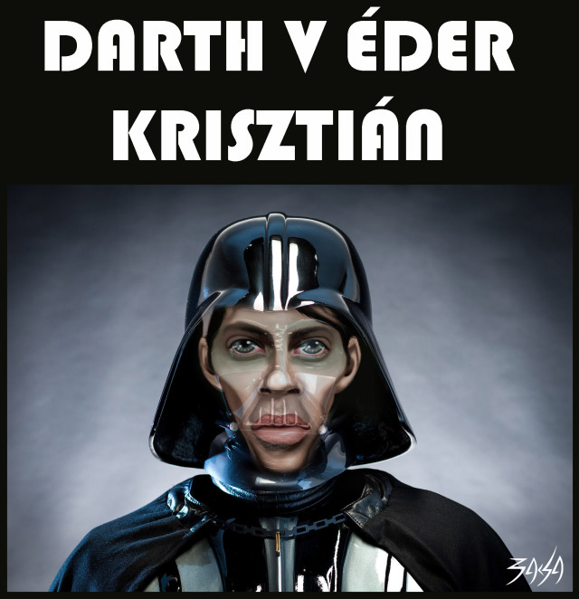 Darth V Éder - Bacsa