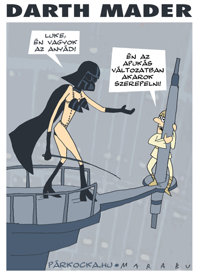 Darth Mader - Marabu
